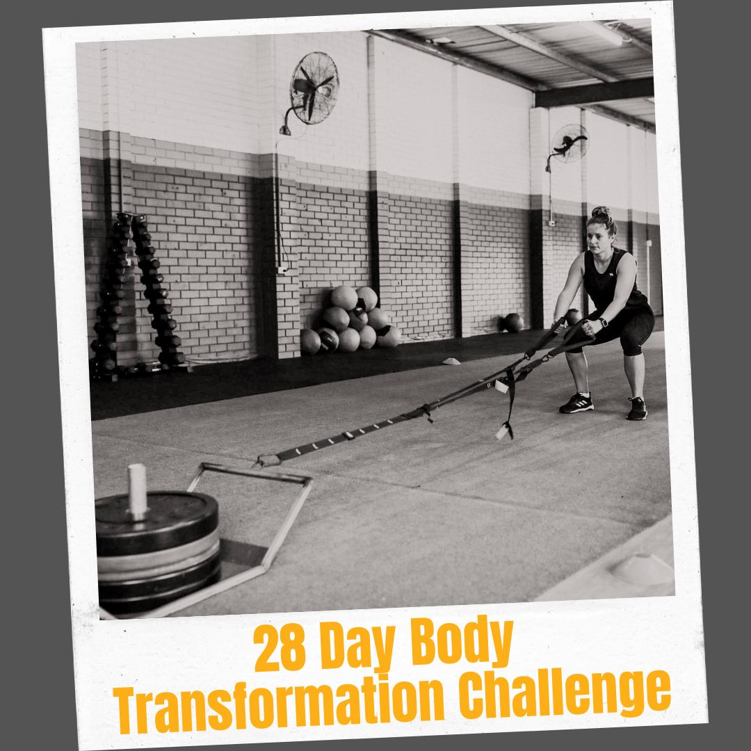 28 Day Body Transformation Challenge