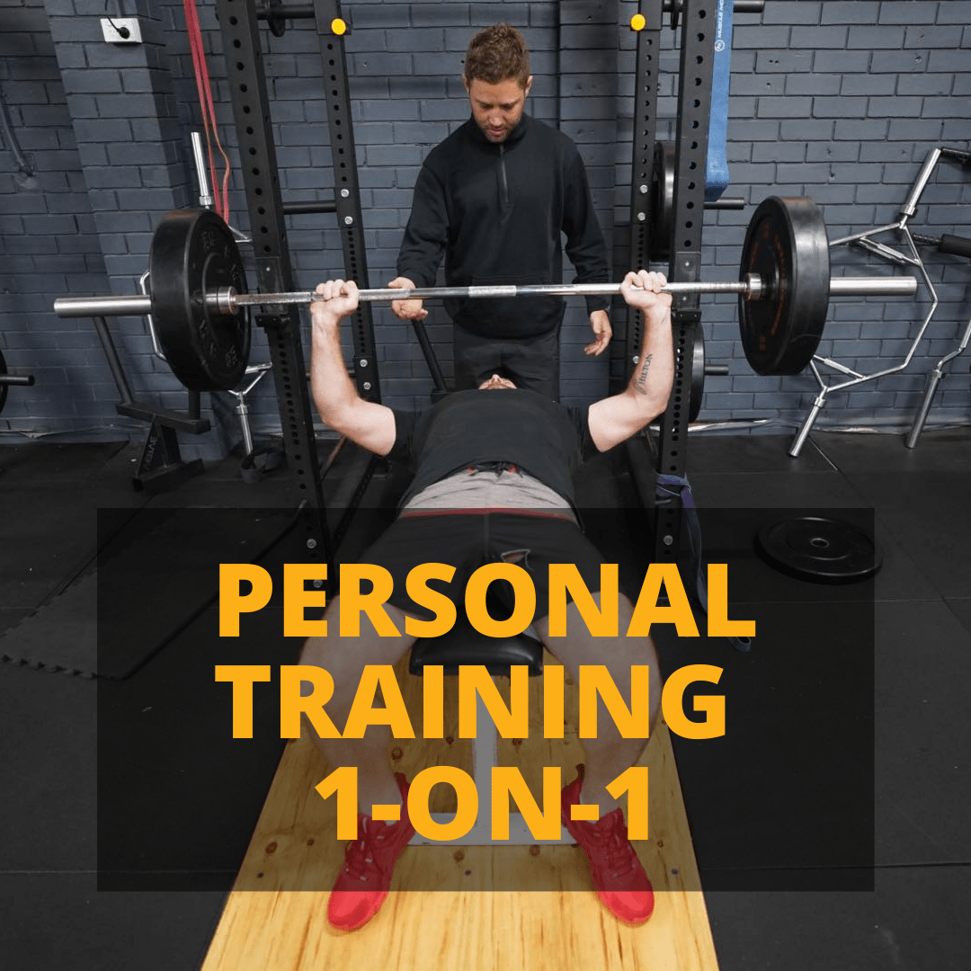 Get Active's Personal Training